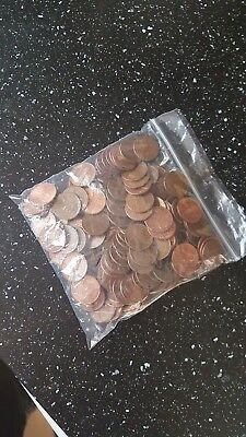 US One Cent Coins - job lot
