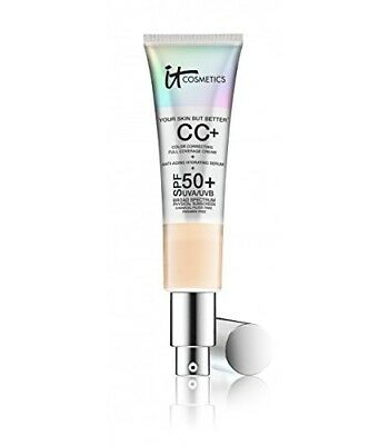 It Cosmetics Travel Size Your Skin But Better CC Cream - Fair. Shipping Included