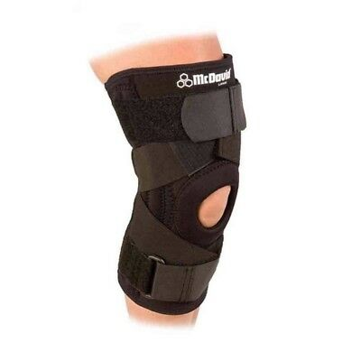 McDavid Classic Logo 425 CL Level 2 Knee Support W/ Stays & Cross Straps -