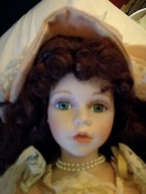 haunted doll, tangeable item
