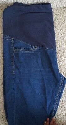 H&M Maternity Over The BumpJeans Size 10/38