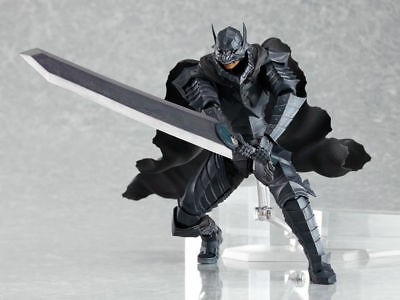 Figma SP-046 Guts Berserk Armour ver. Action Figure Japan Limited Used Good F/S