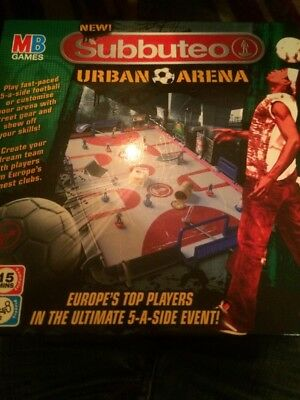 Subbuteo URBAN ARENA by MB Games