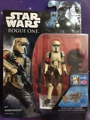Rogue One - A Star Wars Story -  Shoretrooper 3.75 Action Figure (Disney)