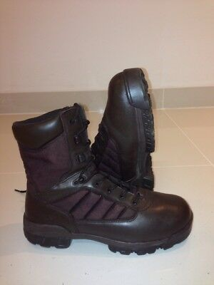 Size 9 W genuine british issue brown bates patrol boots! Worn Once! Immaculate