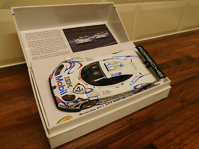Slot.it SICW13 Porsche 911 GT1 EVO 98 LIMITED EDITION MOBIL LE MANS 1/32