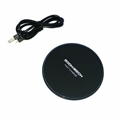 Clear Samsung Galaxy Note 8 S8 Plus Wireless Charger Charging Pad