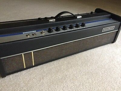 RARE VINTAGE LATE 60s/70s BALDWIN C3 SOLID-STATE AMP *REVERB & TREMOLO* SERVICED