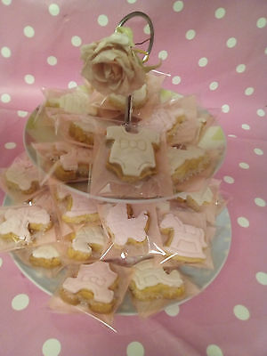 Biscuits  Baby shower/ Christening /First birthday price is for 4 biscuits