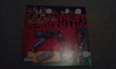Snoop Dogg - Doggystyle original 1993 vinyl lp