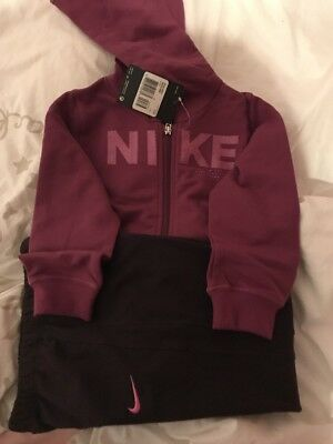 nike girls tracksuit Age 23-36 Months (2-3 Years )