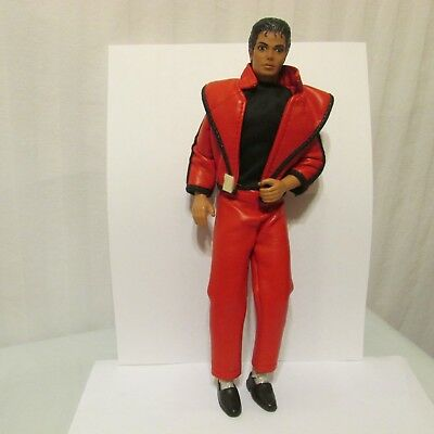 """Michael Jackson Barbie Doll Thriller Outfit 1984 11"""""""