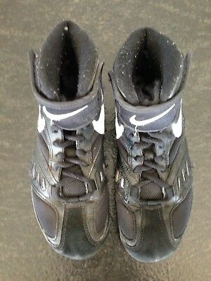 Nike Size 2.5 Wrestling Shoes