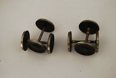 Scaleseven profile wheels, 7mm 0 scale Maunsell type coach wheels