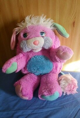 Popples Rose Vintage 1986 Those Characters