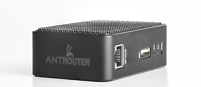 AntRouter R1-LTC Litecoin SCRYPT Miner and Lottery