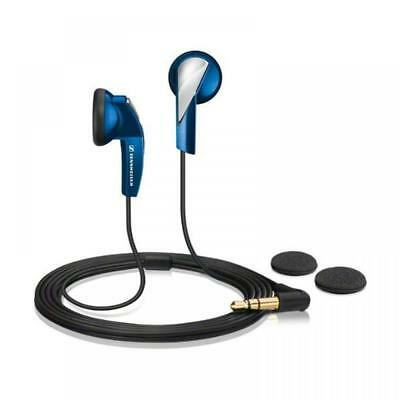 Sennheiser MX 365 In-Ear Portable Media Players Headphones - Blue