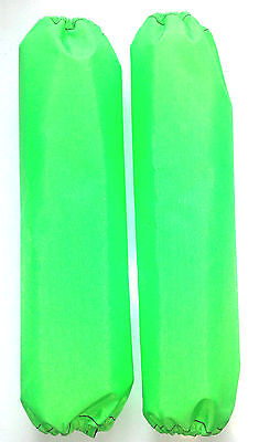 Shock Protector Covers Arctic Cat Sled Neon Green Snowmobile Set 2