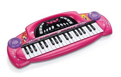 Smoby - 27280 - Musical Instrument - Winx - Musical Keyboard. Shipping is Free