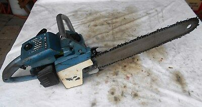 Homelite XL12 Chainsaw Blue Lightweight Saw XL 1 Super