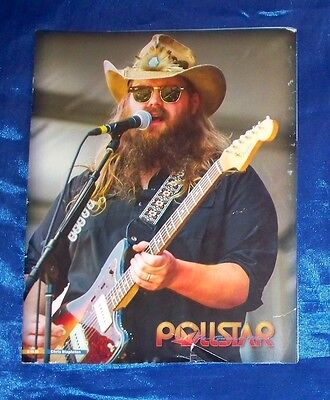 Pollstar Magazine Chris Stapleton Cover June 15, 2015
