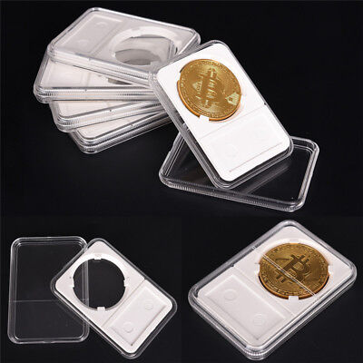 Pop Coin Slab Holders PCCB for Grade NGC PCGS Display Storage Case Protector Di