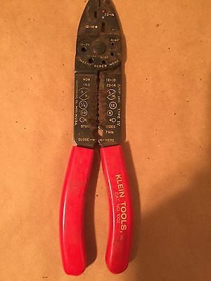 Klein Tools Electrical Wire Strippers Cutters, Electrician Tool