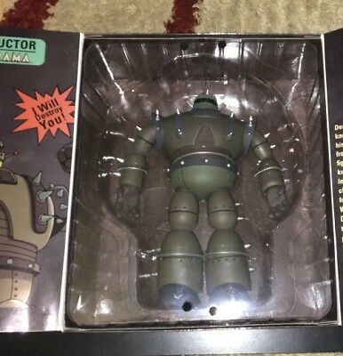 Futurama 12-Inch Destructor Figure 2011 SDCC Exclusive - Toynami (#1 Of 1000!!!)