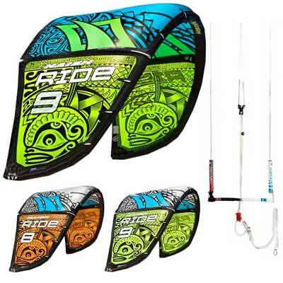 Naish 2014/5 Ride 9m kite for kitesurfing