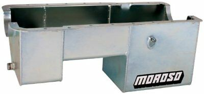 Moroso 20520 Oil Pan For Ford 351W Engines In Fox Chassis Vehicles