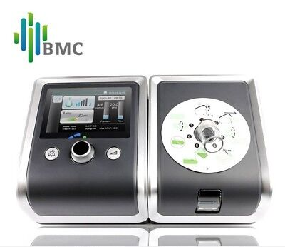 BMC GII Auto CPAP Machine With Humidifier and SD Card Reader