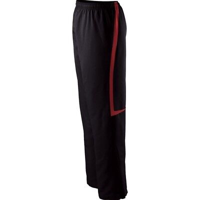 (Large, Black/Scarlet) - Holloway Dictate Pants. Free Shipping
