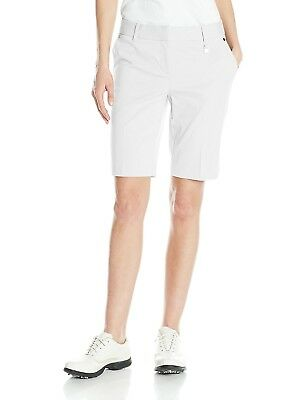 (14, White) - Cutter & Buck Women's CB Drytec Coast Short. Delivery is Free