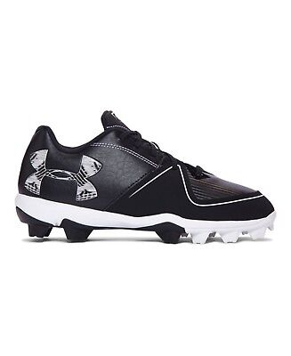 (8 Medium US, Black/Black) - Under Armour Women's Glyde RM Softball Cleats