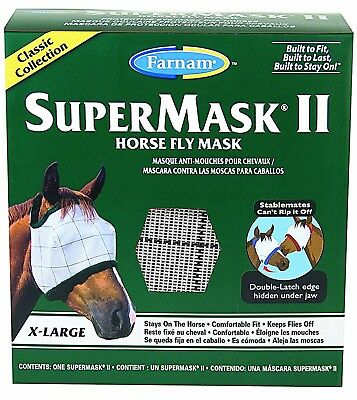 Farnam Companies Inc 100504651 Supermask 2 Classic Without Ears Extra Large
