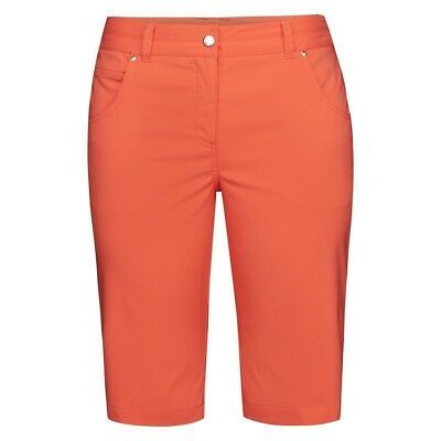 (14, Hot Coral) - Nivo Women's N16210310 Short. Free Delivery