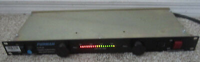 Furman PL-Plus Power Conditioner And Light Module