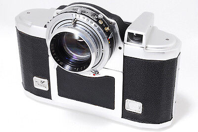 Alsaphot Cyclope Viewfinder Camera w/ Saphir 105mm F3.5 Lens [Exc+++] from Japan