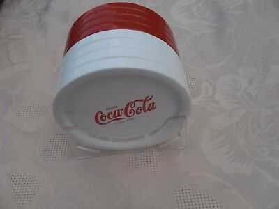 Sous Verre Coca Cola  + Support Neuf