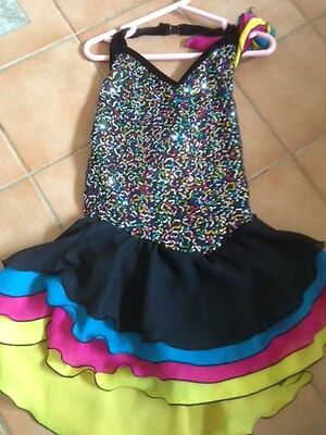 Ice skating dress- Jerrys Brand Size 12- Exc Cond
