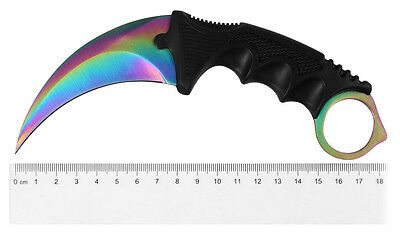 CS:GO  Counter-Strike Karambit Rainbow