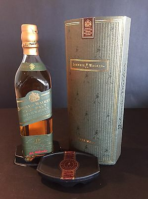 Extremely Rare 200ml Johnnie Walker Green Label. last one in Australia for sale.