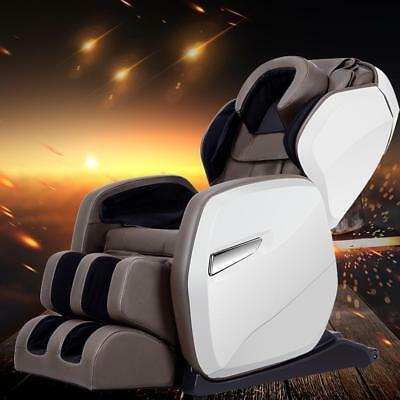 Leather+ABS Multi-Function Music Massage Chair  Kneading Finger Pressing