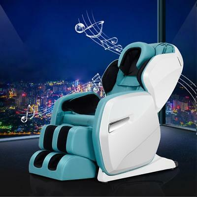 Multi-Function Music Massage Chair Infrared Physical Therapy Kneading Tapping