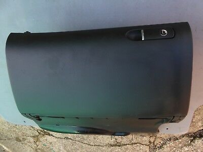 Audi A4 B6 B7 S Line 2001-2008 Glove Box Black In Good Condition Genuine