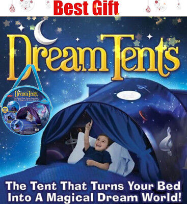 Children Dream Tents Space Adventure Foldable Tents Camping Bed Tent Kids Tents*