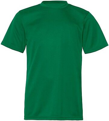 (Medium, Kelly) - C2 Sport 5200 - Youth Short Sleeve Performance T-Shirt