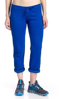 (X-Large, Royal) - Soffe Women's Juniors Football Capri. Shipping is Free