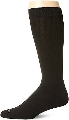 (Small, Black) - Drymax Dress Over Calf Socks. Free Shipping