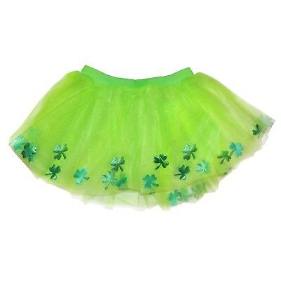 (Green) - Runners Premium Tutu | Lightweight | One Size Fits Most | Colourful